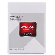 AMD Athlon X4(速龙四核)850盒装CPU (Socket FM2+/3.2GHz/Max 3.9GHz/4M/65W)