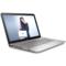 惠普 ENVY 15-ae120TX 15.6英寸笔记本电脑(i5-6200U 8G 500G GeForce 940M 2G独显 FHD Win10)银色产品图片2