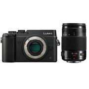 松下 LUMIX DMC-GX8 微型单电套机 黑色(35-100mm 恒定F2.8 变焦镜头)