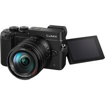 松下 LUMIX DMC-GX8 微型单电套机 黑色(14-140mm f/3.5-5.6 变焦镜头)产品图片主图