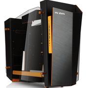 迎广  S-Frame ATX开放式机箱/铝合金/USB3.0 x4 / 黑金限量版