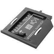 索厉  SLT47 T400 T500 W500 T410 等光驱位硬盘托架 ThinkPad适用型