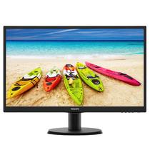 飞利浦 240V5QSB 23.8英寸 IPS面板 16:9全高清 节能模式 VESA安装 显示器产品图片主图