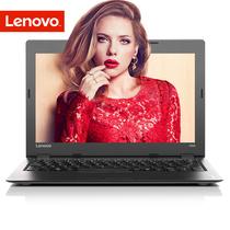 联想 IdeaPad100S-14英寸轻薄笔记本电脑N3050 4G 128G固态W10 银色产品图片主图
