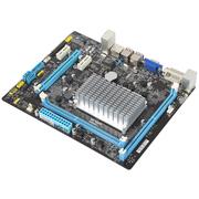 昂达 D3150S全固版 (内建Intel N3150四核处理器/CPU OnBoard) 主板