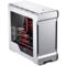 追风者 PK(PH)-515E-GS/3MM全铝电脑主机箱EATX U3 360水冷排 背线带3风扇调速/阳极银色侧透机箱产品图片2