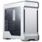 追风者 PK(PH)-515E-GS/3MM全铝电脑主机箱EATX U3 360水冷排 背线带3风扇调速/阳极银色侧透机箱产品图片3