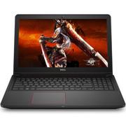 戴尔 灵越7559 Ins15P-2548 15英寸6代四核I5 4G独显游戏笔记本 黑色