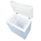 晶弘 BC/BD-117DA117升迷你型家用冷藏冷冻转换冷柜(淡蓝色)产品图片2