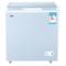 晶弘 BC/BD-117DA117升迷你型家用冷藏冷冻转换冷柜(淡蓝色)产品图片4