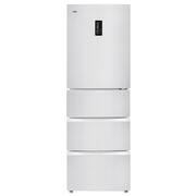 晶弘 BCD-319WPQC319升变频全风冷无霜多门冰箱(银色)