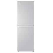 晶弘 BCD-256CL256升两门冰箱大冷冻空间(冷冻室103升)(拉丝银)