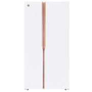 晶弘 BCD-630WPDG630升变频全风冷无霜对开门冰箱玻璃面板(白色)