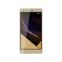 荣耀 7 双卡双待双通 移动4G增强版 32GB存储(荣耀金)产品图片主图