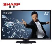 夏普 LCD-32M3A 32英寸 液晶电视(黑色)