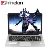 炫龙 A40 GT940M/英特尔高速CPU/固态硬盘/15.6英寸轻薄便携游戏笔记本电脑 双核2950M/4G/128G固态mSATA