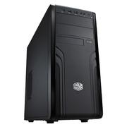 酷冷至尊 獨裁者 中塔式电脑机箱(电源上置/可背部理线/支持240水冷排/USB充电功能)黑色
