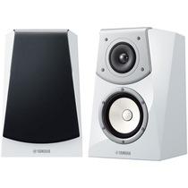 YAMAHA Soavo旗舰系列 NS-B901 家庭影院音箱 Hi-Fi书架音箱环绕音箱(1对)钢琴漆白色产品图片主图