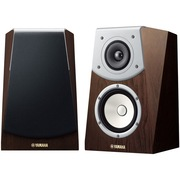 YAMAHA Soavo旗舰系列 NS-B901 家庭影院音箱 Hi-Fi书架音箱环绕音箱(1对)深胡桃木色