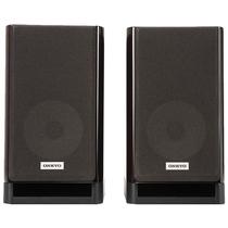 安桥 D-NFR9 2.0 高级书架音箱 HIFI音箱 发烧无源音箱 樱桃木色产品图片主图