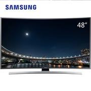 三星 UA48JU6800JXXZ 48英寸 曲面超高清4K智能液晶电视 黑色