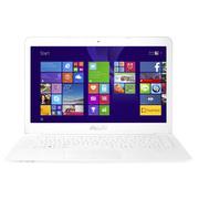 华硕 E402MA2940 14英寸彩壳笔记本电脑 小彩本 轻薄四核 便携办公 白色