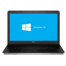 戴尔  灵越5557  Ins15M-7748S 15.6英寸笔记本电脑 银色产品图片主图