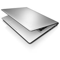 联想 S41-70 14英寸笔记本电脑 i7 4G 500G 2G显卡GF920轻薄手提 ideapad300S升级版i7-6500U星光银产品图片主图