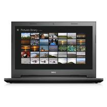 戴尔 M5555-1106B 灵越15.6英寸笔记本电脑 商用办公 双核处理器 E1-7010 2G 500G DVD 黑色产品图片主图