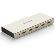 绿联 40277 HDMI分配器一进四出 1进4出 4Kx2K数字高清视频分屏器 支持3D