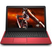 戴尔 灵越7559 Ins15P-2748 15英寸6代四核I7 4G独显游戏笔记本 红色