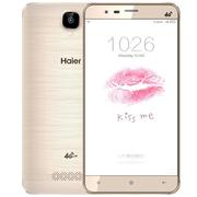 海尔   HL-6385T  移动4G 智能手机 香槟金