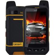 硕尼姆 XP7700 4G手机 三防智能手机  移动/联通双4G 安全 黑黄色