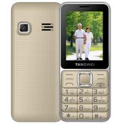 唐为 TW91老人手机 GSM联通/移动 金色