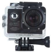 韩国现代 H6 现代高清智能wifi运动相机(含自行车固定支架/30米防水壳) 黑色