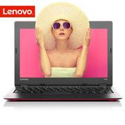 联想 IdeaPad100S-14英寸轻薄笔记本电脑N3050 4G 128G固态W10 红色