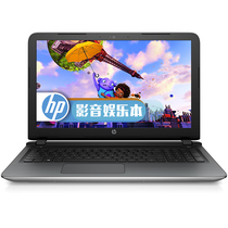惠普 Pavilion 15-ab292TX 15.6英寸笔记本电脑(i5-6200U 4G 1T GT940M 4G独显 FHD屏 蓝牙win10)银色产品图片主图