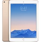 苹果 iPad Air2 MH0W2CH/A 9.7英寸平板电脑(A8X处理器/1G/16G/2048×1536/iOS 8.1/金色)