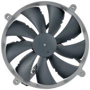 猫头鹰 NF-P14r redux-1500 PWM 圆形 CPU机箱风扇 14cm静音风扇