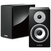 YAMAHA NS-BP401 家庭影院音箱 Hi-Fi书架音箱 (1对)钢琴漆黑色