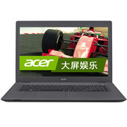 宏碁 E5-722-24B0 17.3英寸笔记本(四核E2-7110 4G 500G 蓝牙 USB3.0关机充电 Win10)