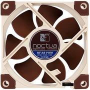 猫头鹰 NF-A8 PWM 品质静音80mm风扇 智能温控CPU风扇 机箱风扇