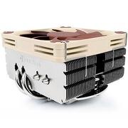 猫头鹰 NH-L9x65  9cm薄扇 4热管CPU散热器 下吹HTPC 下压式温控风扇