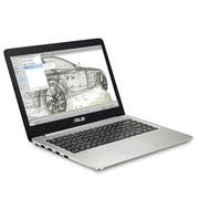 华硕  A401/K401LB5200 办公游戏笔记本酷睿I5处理器 2G独显 14英寸定制8G内存 500G+64G固态