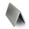 戴睿  D17 14英寸 四核 时尚超薄笔记本电脑  学习影音笔记本 炫白银 四核 4G内存 320G硬盘产品图片4