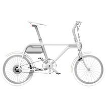 轻客 智慧电单车 TS01 白(空)产品图片主图