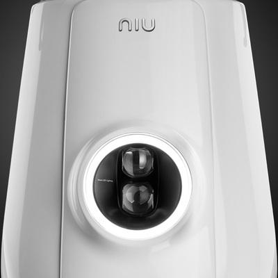 小牛 电动N1 智能电动踏板车 白 动力版产品图片4
