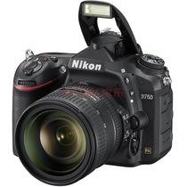 尼康 D750单反套机(腾龙24-70mm+腾龙70-200mm远摄变焦双镜头)产品图片主图