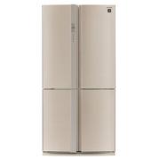 夏普 SJ-FL79V-SL 600L 风冷无霜十字对开门冰箱 SJ-FL79V-SL(BCD-600WASF-S)