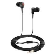 得胜 HI 1010 红色鉴赏版 重低音电脑手机通用挂耳式运动入耳式耳机跑步耳塞